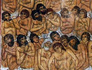 Forty Martyrs Fresco