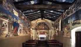 Oratory Of Forty Martyrs - The Forum, Rome