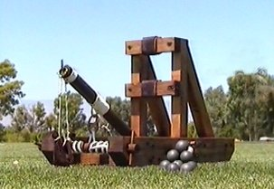 Onanger Catapult Replica