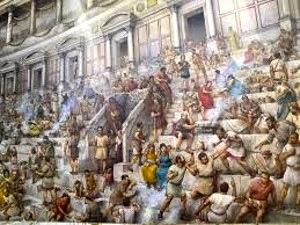 Colosseum Crowd