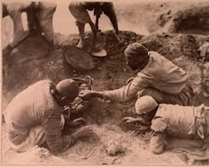Oxyrhynchus excavation