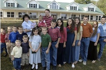 The Duggar Family women eschew modern fashions for modesty and decorum expressed in traditional ways.