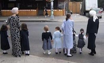 Modern day Orthodox Jewish women