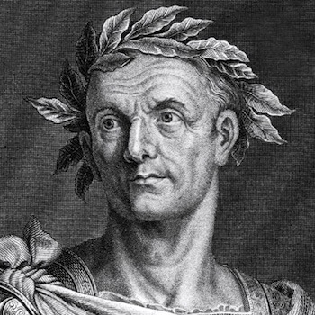 "Julius Caesar declared himself ""dictator for life"" in 45 BC"