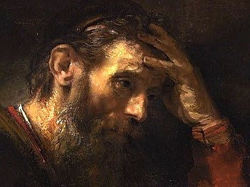 The Apostle Paul—Rembrandt, c. 1657