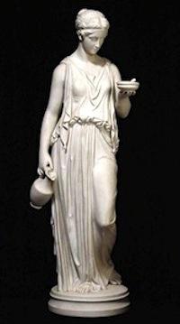 Roman Roman Wearing Chiton