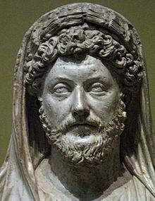Marcus Aurelius Antonius Augustis, 121 - 180 AD