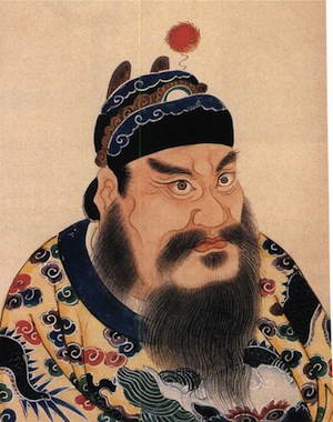Qin Shi Huang—First Emperor of China, reined 260–210 BC