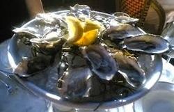 Mediterranean oysters