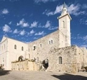 Church of John The Baptist in Ein Karem, Israel