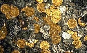 Hoxne Coins