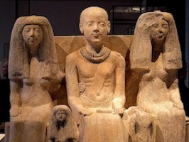Ancient Egyptian Family