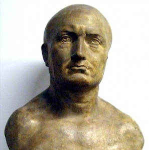 Bust Of Scipio Africanus the Elder— Pushkin Museum, Moscow