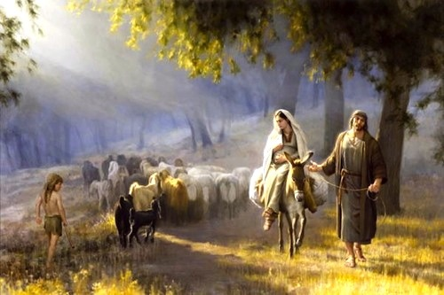 Journey to Bethlehem—Joseph Brickey (born 1973)