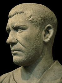 Roman scholar and writer Varro, 116-27 BC