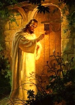 Christ At Heart's Door, Warner Sallman (1892-1968)