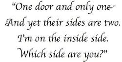 One Door