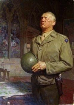 Patton Praying
