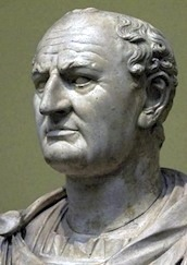 Pliny the Elder, 23 - 79 AD