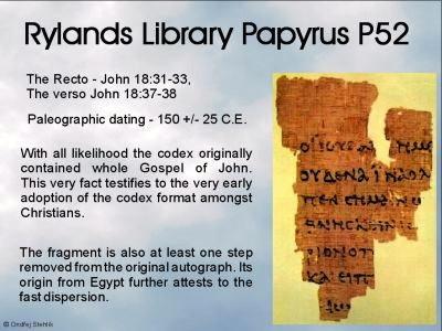 Papyrus P52