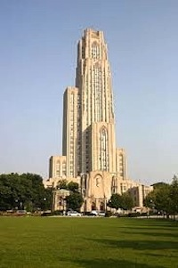 Univ Pittsburgh Cathedral of Learning