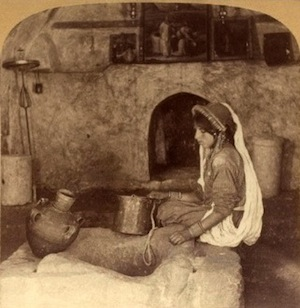 A Samaritan Woman At Jacob's Well c. 1895