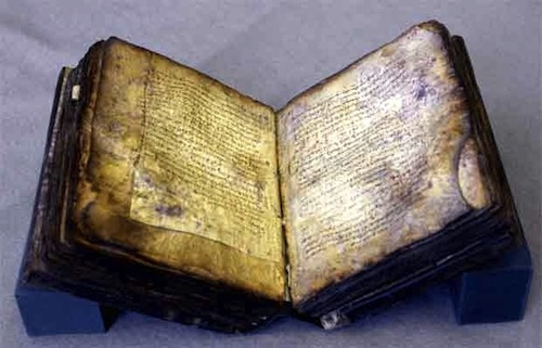 The Prayer Book Known As The Archimedes Palimpsest