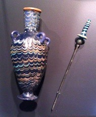 Ancient perfume bottle