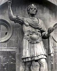 Theodisius 1—Sole Emperor 392 - 395 AD