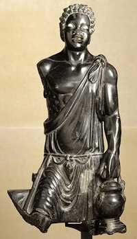 Young Roman slave c. 200 AD,  The Louvre