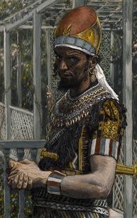 Herod Antipas, Tissot (1836-1902)