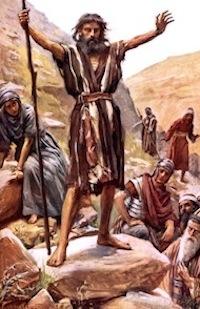 John the Baptist, Harold Copping
