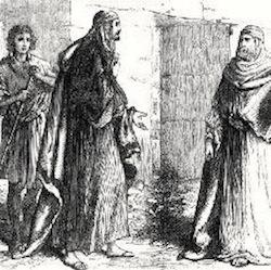 Paul, Barnabas and Mark