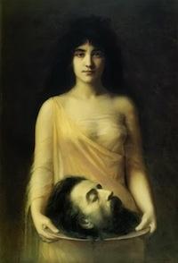 Salome—John Benner, Fine Arts Museum of Nantes