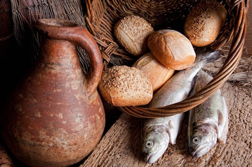 Loaves, Wine & Fish