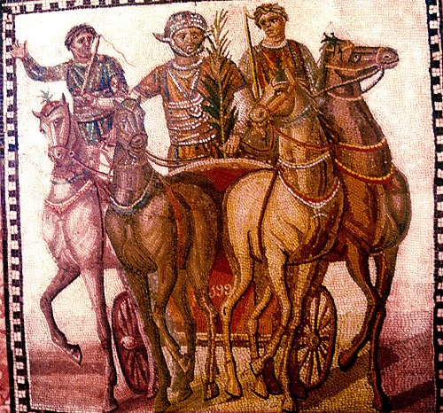 Diocles who drove for the Red Faction