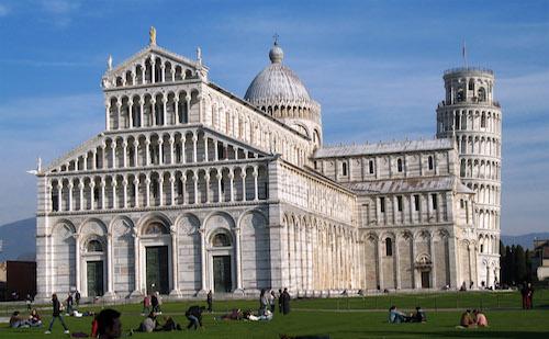 Piazza del Duomo—Pisa, Italy