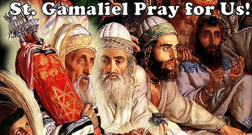 Image result for sts gamaliel and nicodemus