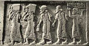 Obelisk of Shalmaneser III (2)