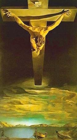 Christ of Saint John of the Cross—Salvador Dali, 1951