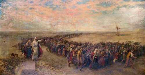 The Exodus—Horace William Petherick (1839-1919), Museum of Croydon