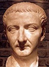 Emperor Tiberius (42 BC-37 AD)