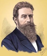 Wilhelm Roentgen (1845 - 1923)