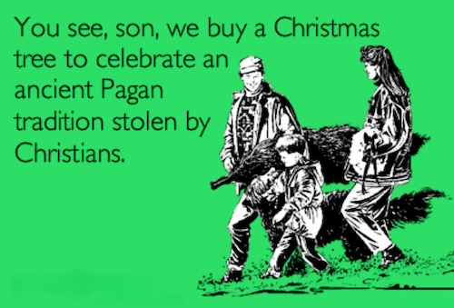 Image result for pagan origins of christmas