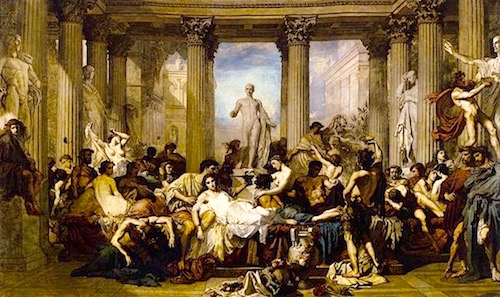 "The Roman Saaturnalia ""Io Saturnalia!""—-""Merry/Happy Saturnalia!"""