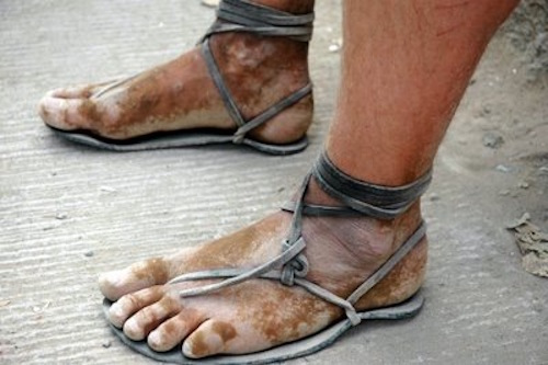 Image result for ancient Israelite sandals